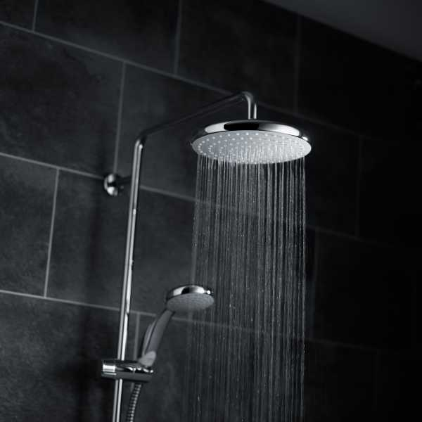 Mira Elite SE 9.8kW Dual Pumped Electric Shower 5
