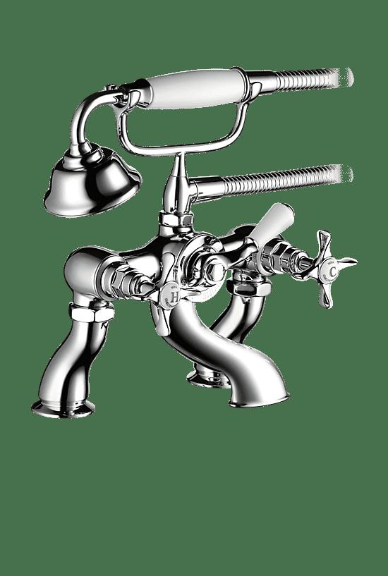 Mira Virtue Bath/Shower Mixer - 1 - Showers Direct