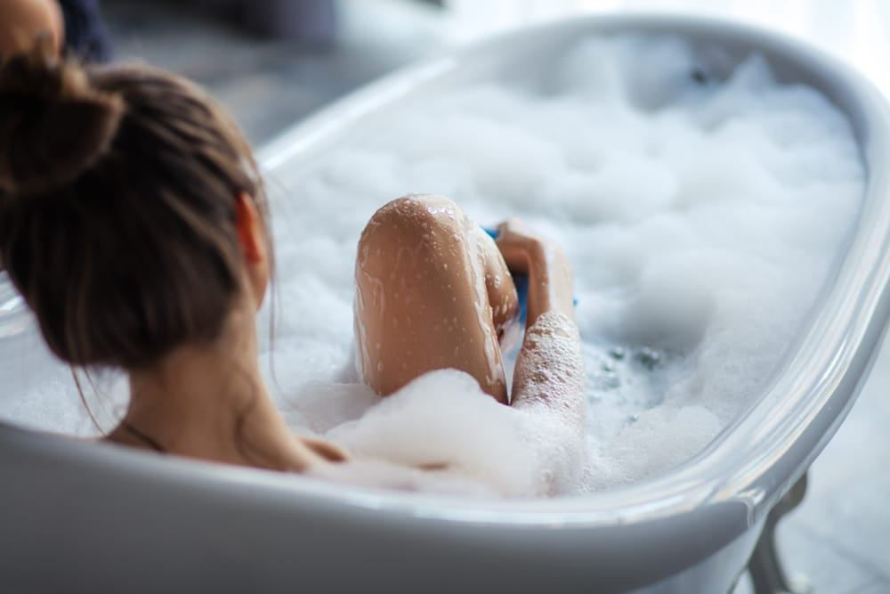 Finally, Data Settles The Controversial Bath Vs Shower Debate - 2 - Showers Direct