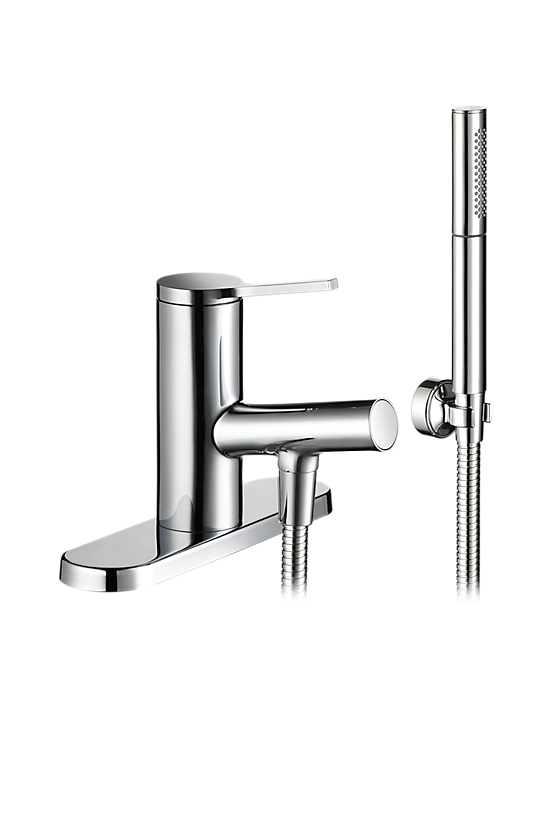 Mira Evolve Bath/Shower Mixer - 1 - Showers Direct