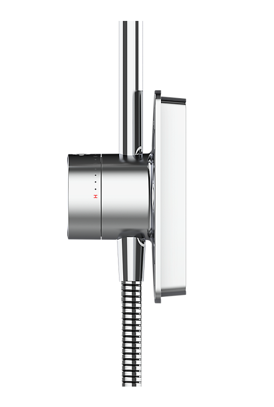 Mira Opero Dual Chrome - 5 - Showers Direct